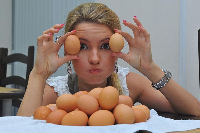 В Молдове подорожали яйца.