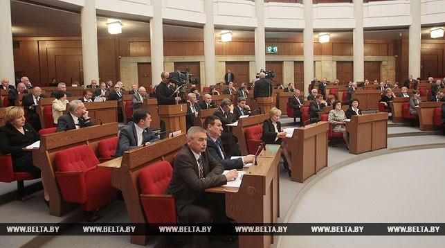 В Палате представителей сформированы 14 комиссий. Фото: belta.by.
