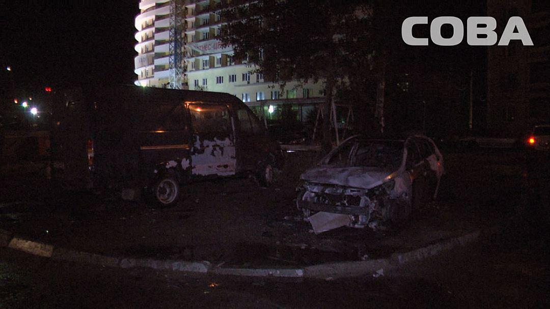 ВЕкатеринбурге схвачен автомеханик, подозреваемый вподжоге 30 машин