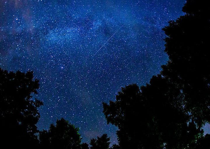 ВСмоленске можно будет наблюдать поток Орионидов