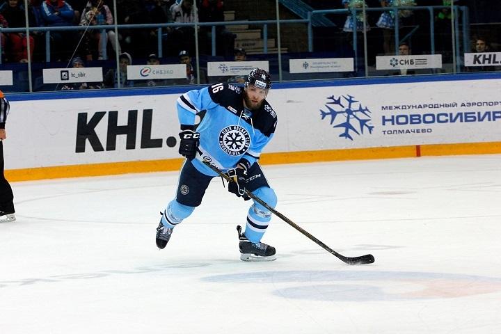 «Сибирь» вырвала у«ЦСКА» победу побуллитам