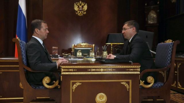 Владимир Якушев: объемы жилищного возведения растут