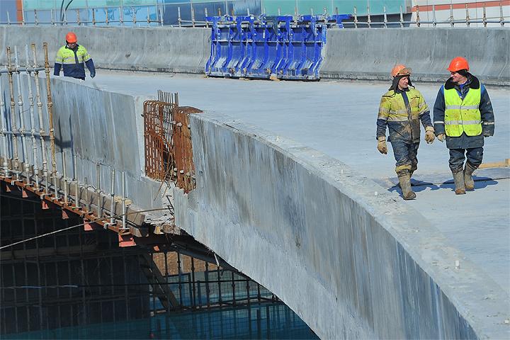 Частичная реконструкция МКАД сделает дорогу безопаснее и скорее — Сергей Собянин