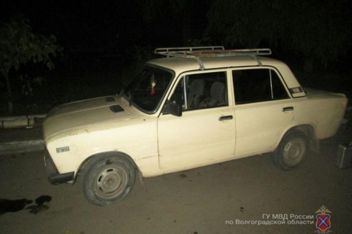 ВВолгограде 17-летний ребенок угнал «шестерку» ради веселья
