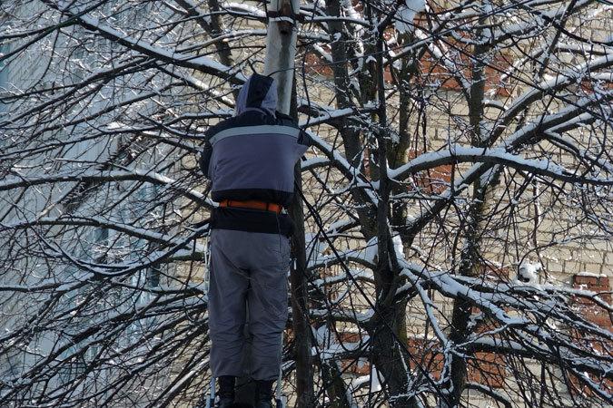 30% граждан Ингушетии остались без электроснабжения