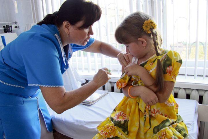 ВПермском крае 35 детей заболели гепатитом А