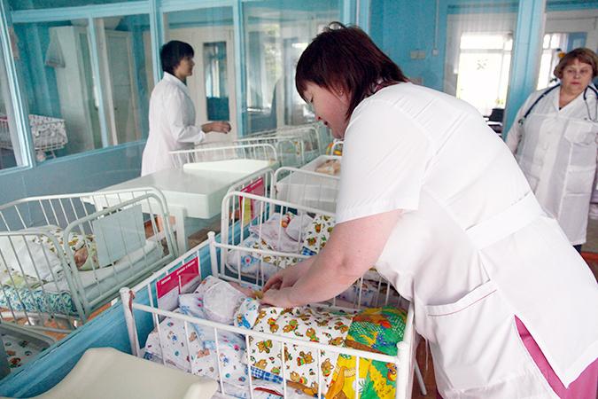 ВНижнекамске родился 150-тысячный ребенок