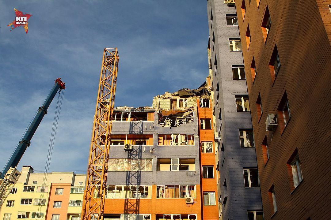 Пострадавшим отвзрыва газа вРязани выдадут новые квартиры
