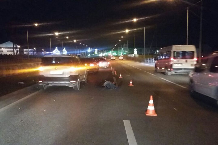 Сбитый напроспекте Кулакова пешеход скончался наместе
