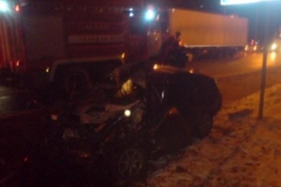 Рязанское УМВД: Натрассе вРыбновском районе погибли два человека