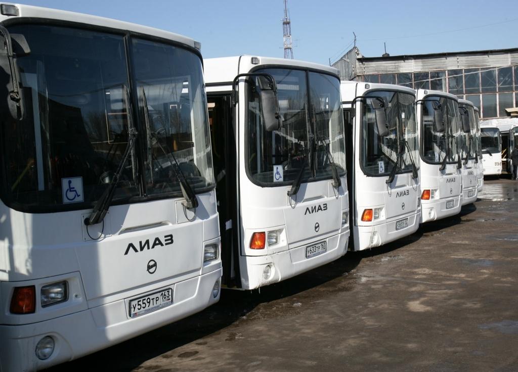 ВСамаре маршрутный автобус сбил четырёх человек, погибла женщина
