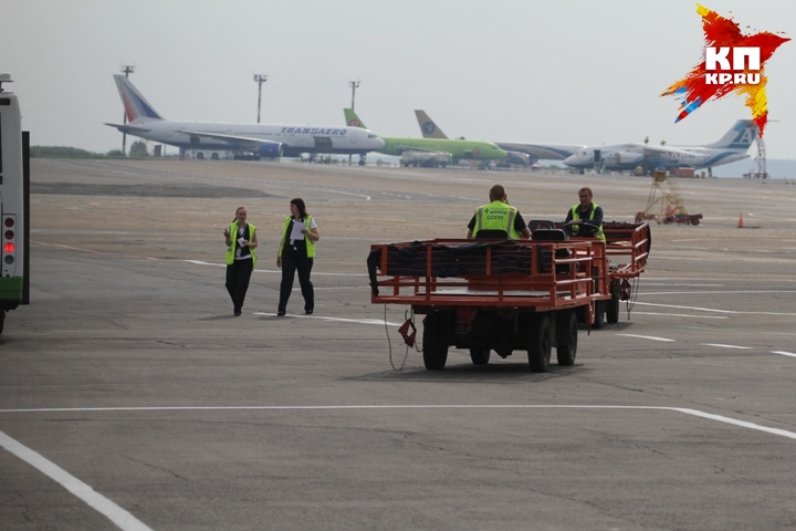 Самыми пунктуальными авиакомпаниями ваэропорту Иркутска стали «Аврора» и«ИрАэро»