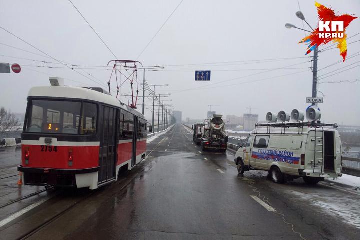 Молитовскоий мост откроют для нижегородцев после вручения благодарственных заявлений