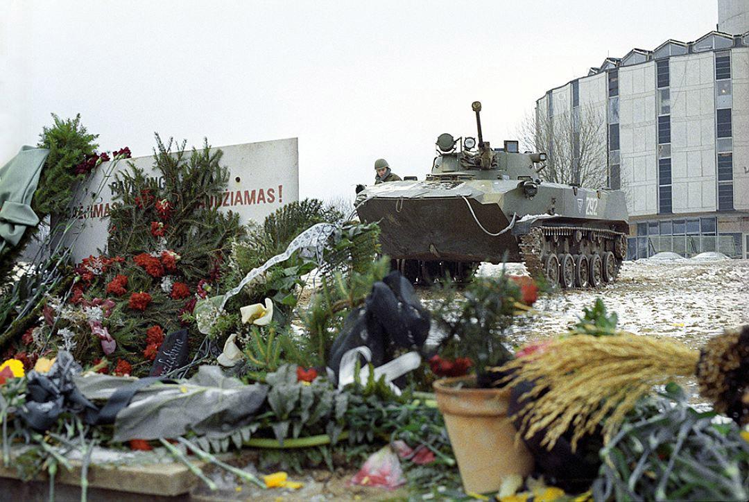 Дума объявила процесс поделу особытиях 1991 года вЛитве «судилищем»