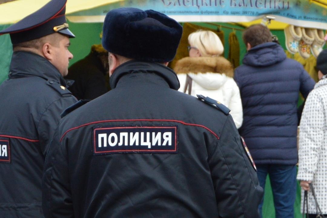 ВЛипецке пытались уничтожить сотрудника милиции