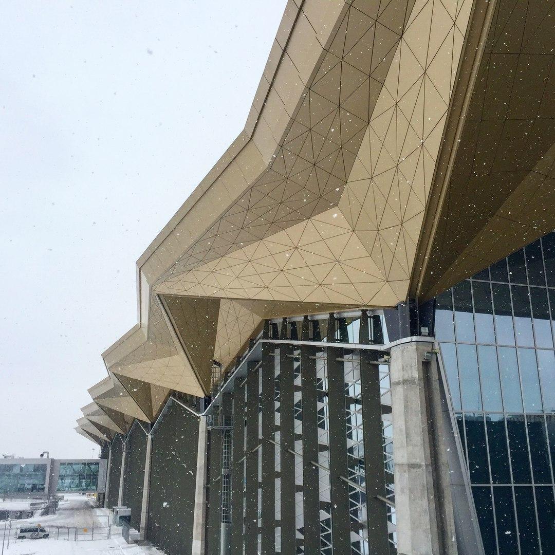 Три рейса изПулково в столицу Российской Федерации отменили из-за осадков