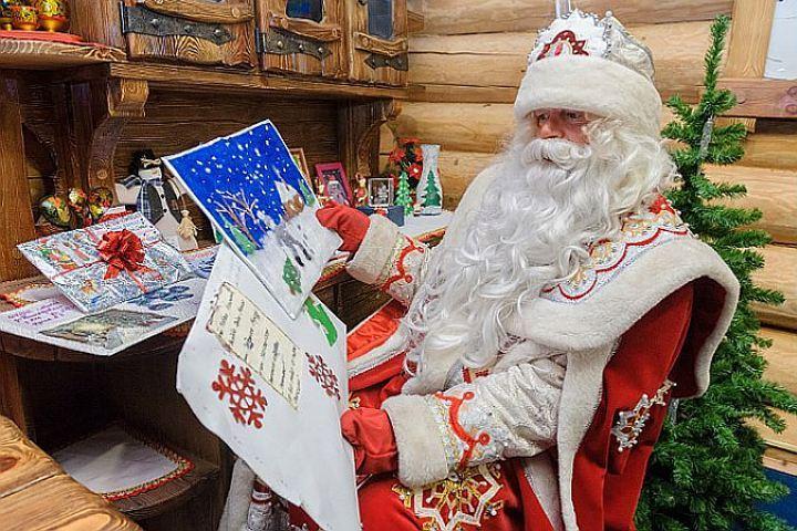 ВУфу изВеликого Устюга приедет главный дедушка Мороз Российской Федерации