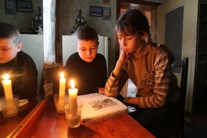 Завтра в 2-х районах Казани отключат электричество