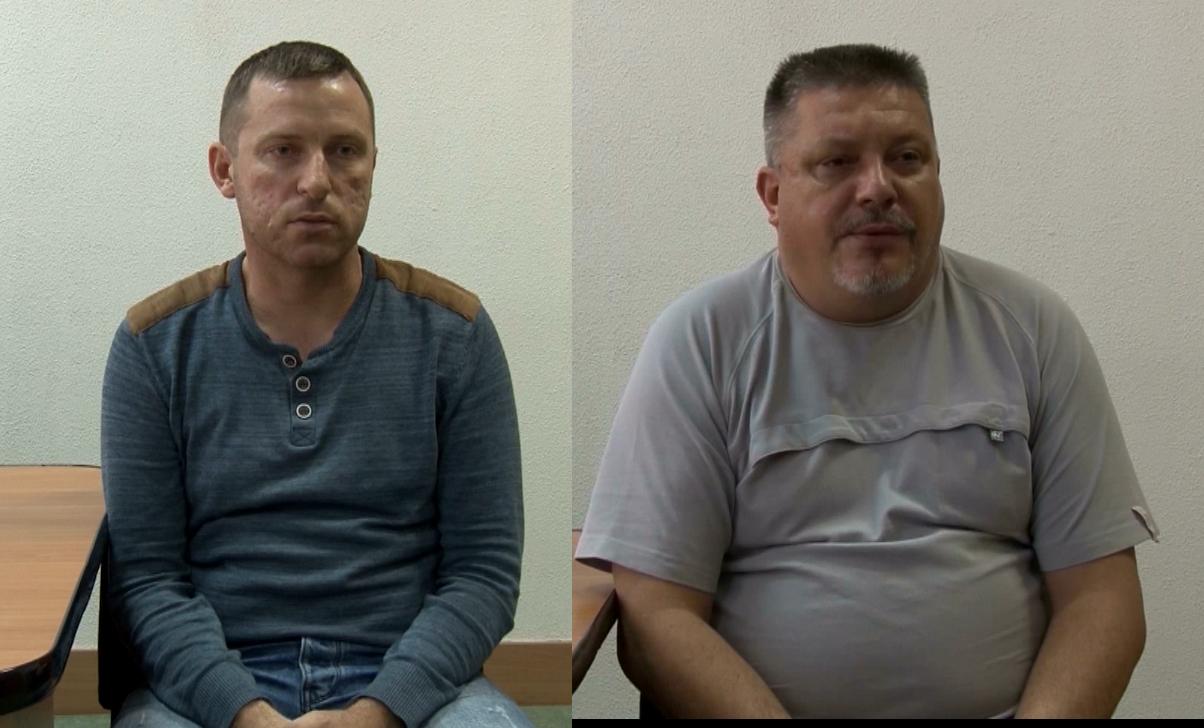 Диверсанты признались всвязях с Украинским государством