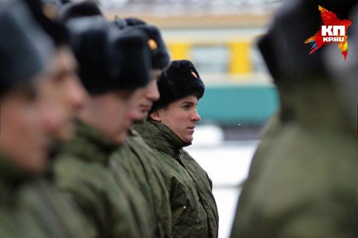 Лучшие тюменцы направились служить вПрезидентский полк