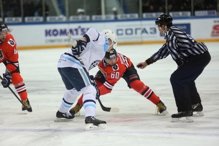 ХК «Амур» начнет еще одну домашнюю серию игр матчем с«Сибирью»