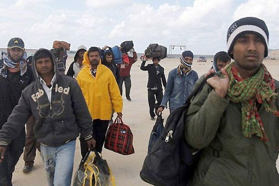 Норвежские власти заявили, что будут отправлять беженцев обратно в Сомали. Фото: с сайта saabnet.ru