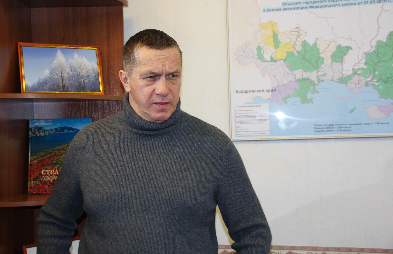 Юрий Трутнев остался доволен темпами выдачи земли в Магаданской области. Фото: Владимир ГОРЛОВ