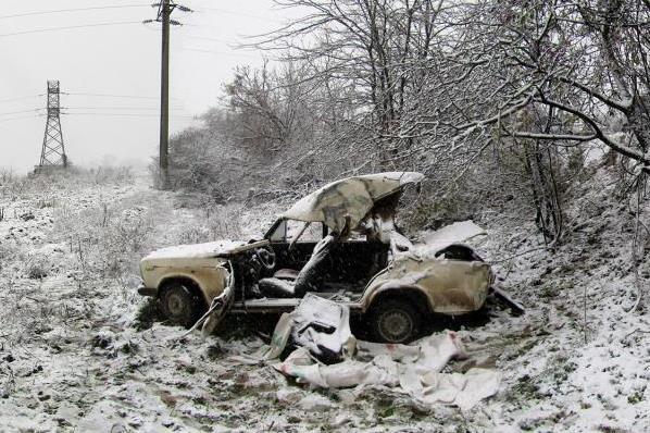 ВКрымском районе ДТП забрало жизни 3-х человек
