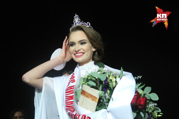 «Мисс НН – 2016» Екатерина Егорова будет представлять Нижний Новгород на конкурсе «Краса России»