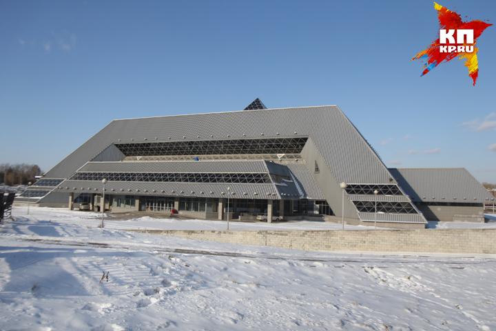 Совсем скоро Ледовый дворец получит оригинальное название.