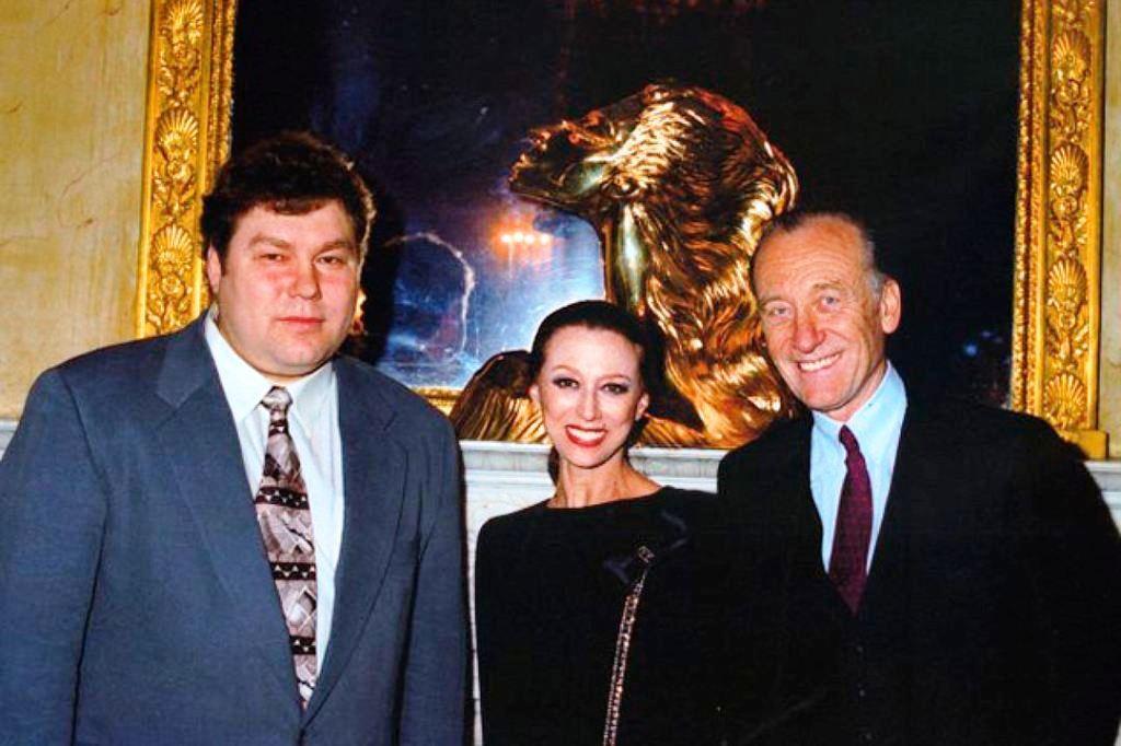 С Плисецкой и Щедриным челябинский скульптор дружил более 20 лет.