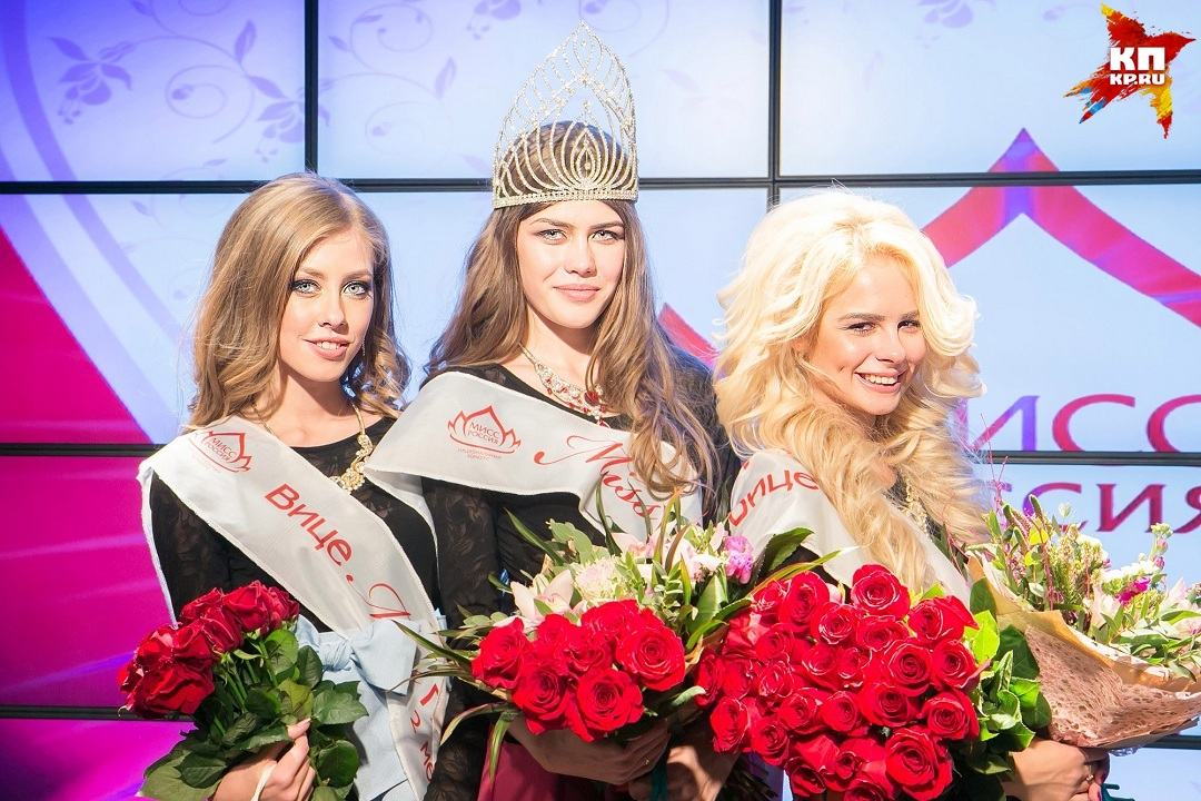 В Пскове выбрали самую красивую девушку года. Фото: Даниил Леонтьев.