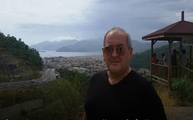 Вячеслав Филип являлся генеральным консулом Молдовы в Стамбуле (Фото: соцсети).