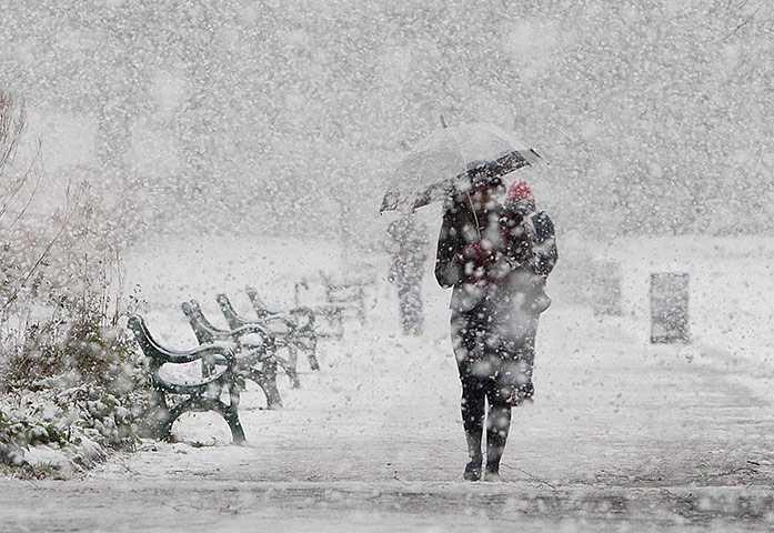 Прогноз погоды в Иркутске: 20 ноября в городе будет -20 днем