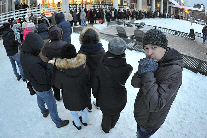 За четыре месяца выставку Айвазовского посетили больше полумиллиона человек.