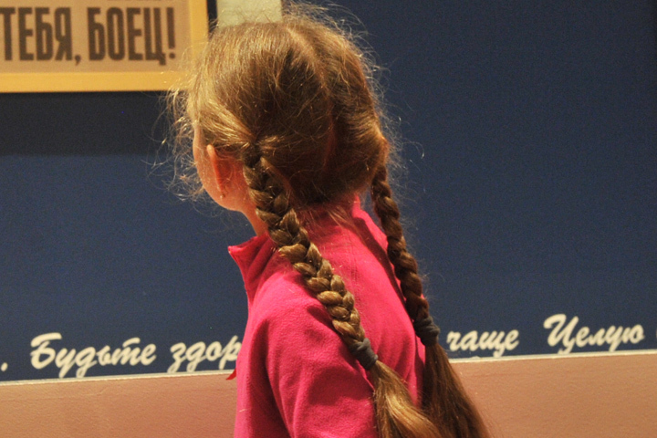 ВИркутске потребованию мед. сотрудника отыскали девочку, брошенную матерью 6 лет назад