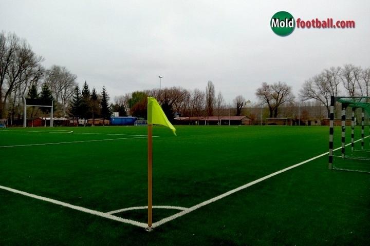 На базе подготовки национальных сборных постелили новый искусственный газон (Фото: moldfootball.com)