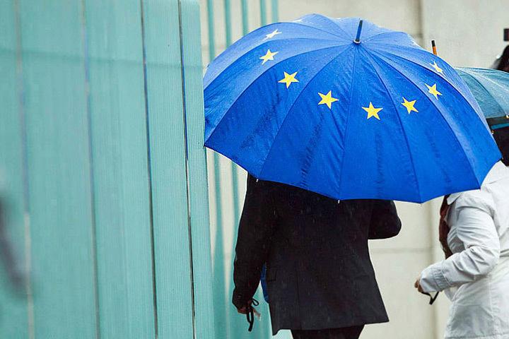Наиболее зависимыми от еврофондов являются страны Балтии.