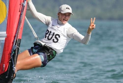Кубанская спортсменка Елфутина вошла вшорт-лист премии «Яхтсмен года»