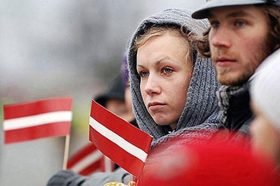 Численность неграждан Латвии с населением около 2 млн. человек составляет примерно 230 тыс. Фото: с сайта meeting.lv