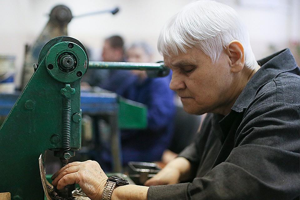 Пенсия на старости в пензе