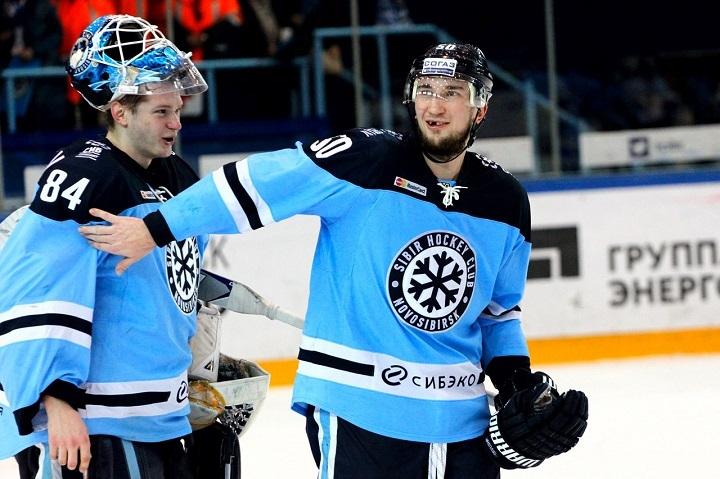 «Лада» потерпела шестое поражение подряд вКХЛ, проиграв «Сибири»