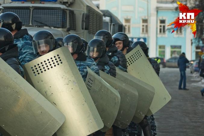 ВЕкатеринбурге ограбили отделение «Бинбанка»