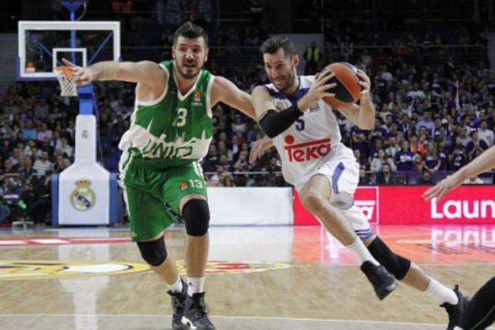 Баскетболисты «УНИКСа» несмогли вырвать победу вМадриде