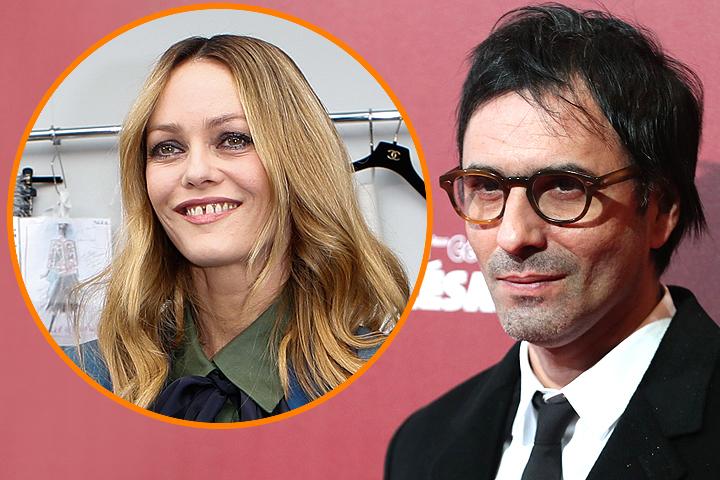 Бывшая супруга Джонни Деппа встречается с французским режиссером Самюэлем Беншетри.