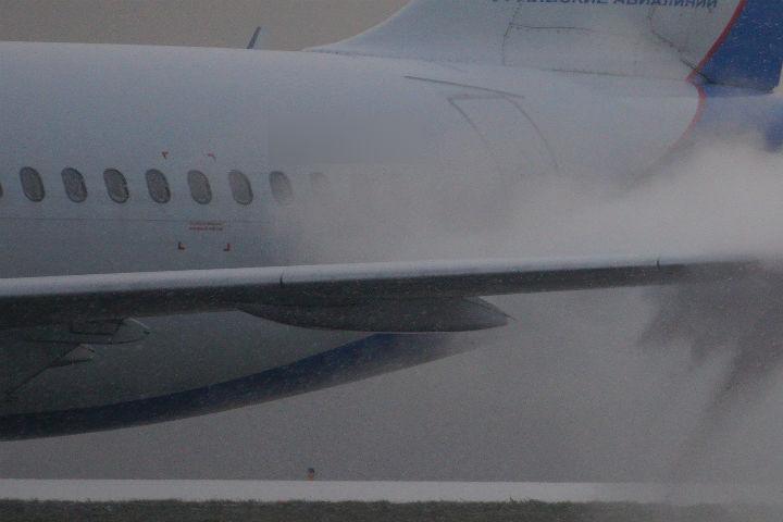 «Аэрофлот» отменил воскресный рейс из столицы вПермь из-за грядущей непогоды