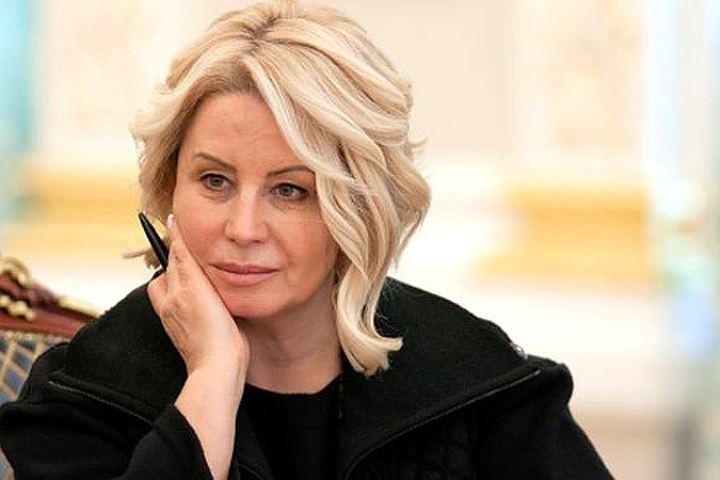 Анна Герман была пресс-секретарем президента Украины