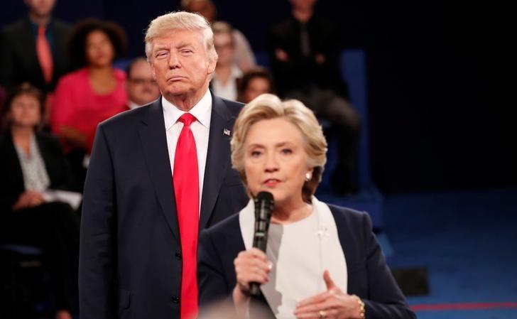Команда кандидата от демократов надеялась, что результаты изменятся после подсчета голосов в Мичигане, Висконсине и Пенсильвании
