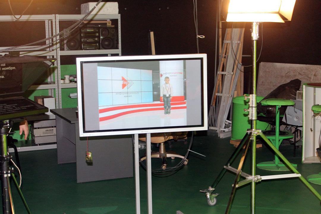 Алтайские телевизионщики: Сегодня журналистом может быть каждый!