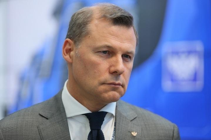 Дмитрий Страшнов. Фото: Сергей Савостьянов/ТАСС